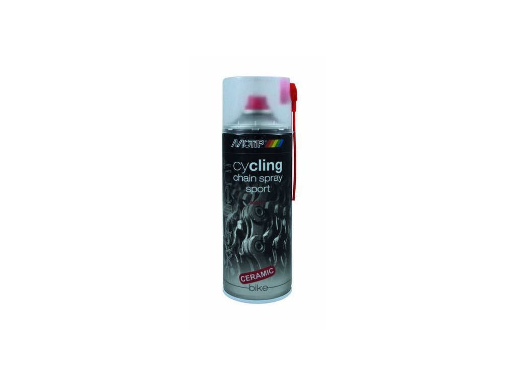 Sprej na retezy MOTIP Cycling Kettenspray sport 400 000271