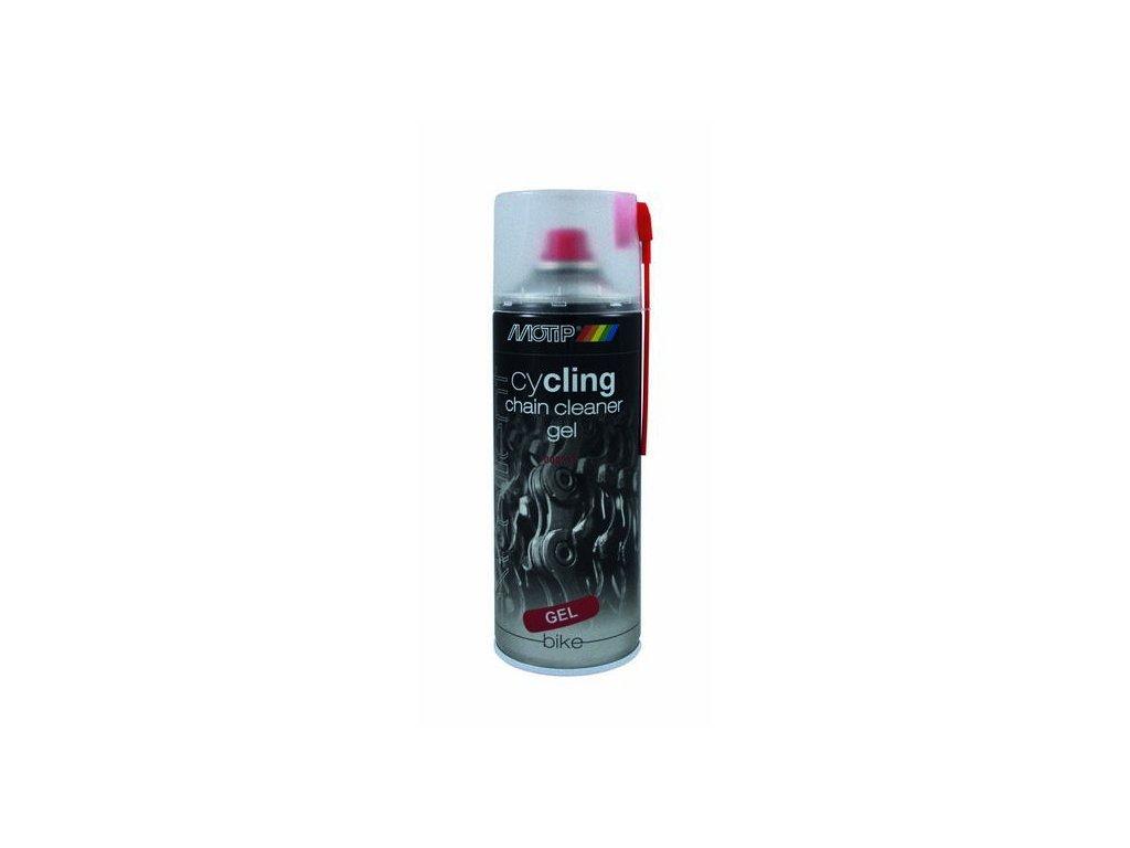 Univerzální čisticí prostředek MOTIP Cycling Kettenreinig.gel. 400 000275