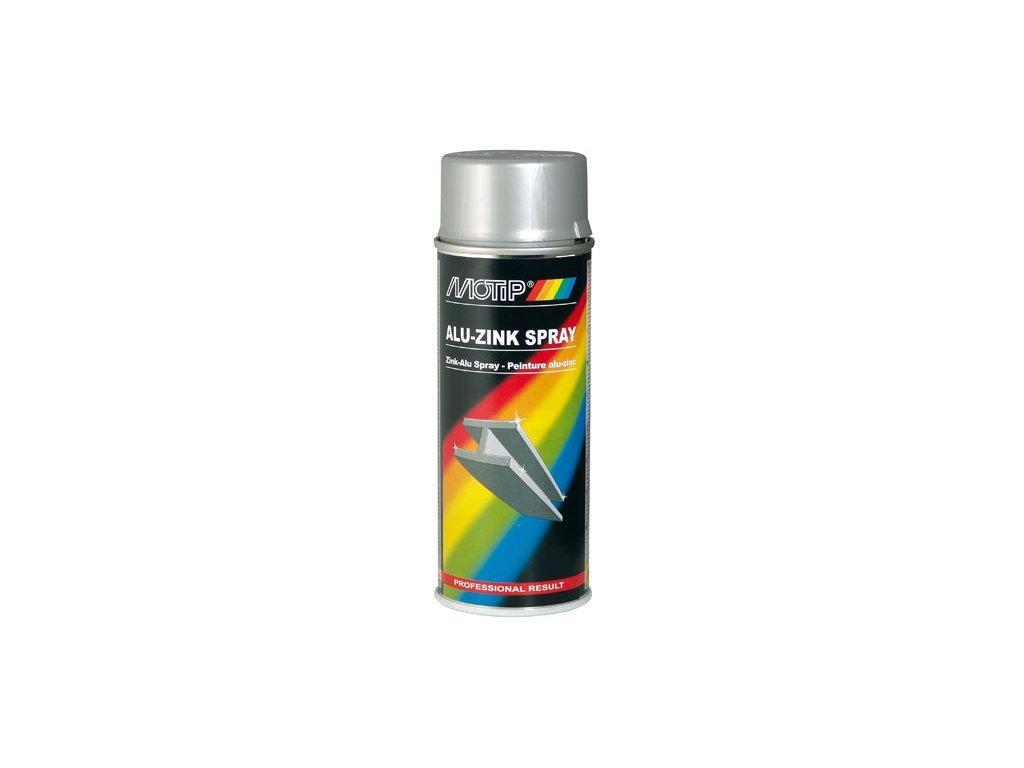Zinkový sprej MOTIP Zink-Alu-Spray 400 04059