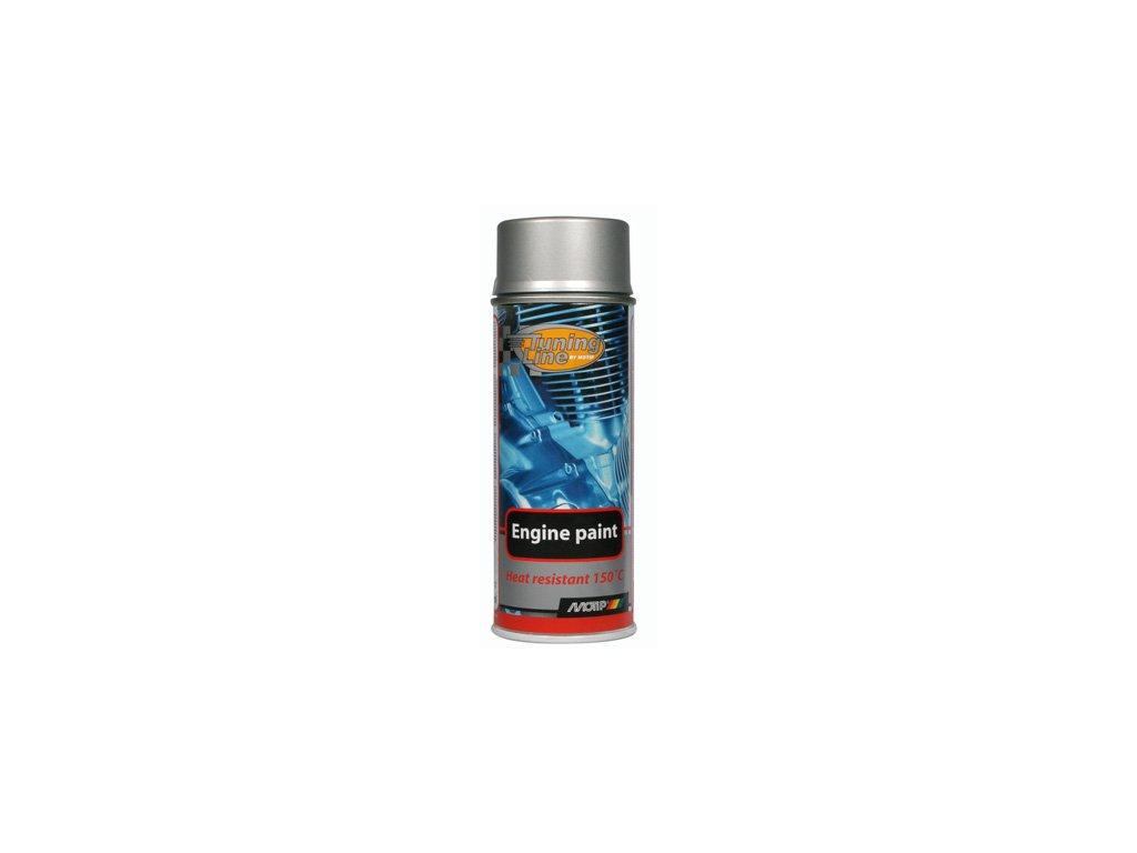 Lak motru/tlumice vyfuku MOTIP Motip Tun. Engine alumini. 400 04093