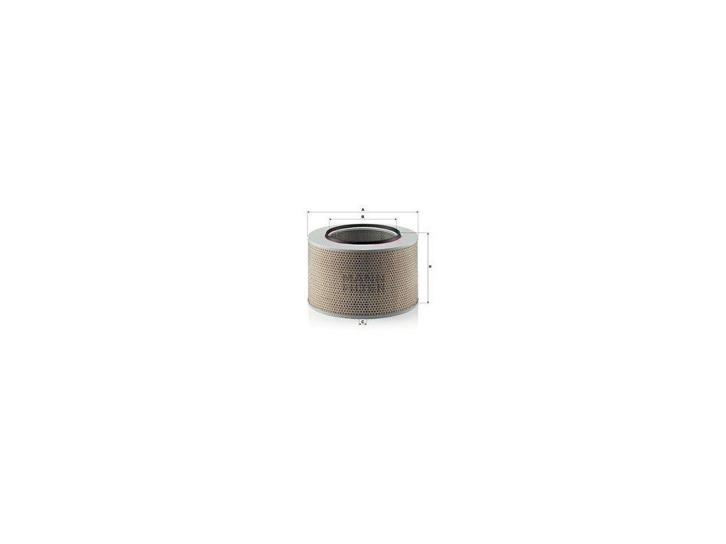 Vzduchový filtr MANN-FILTER C 42 1404