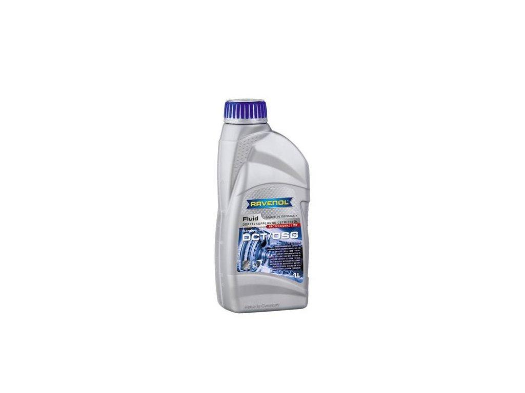 Olej do automatické převodovky RAVENOL RAVENOL ATF DCT/DSG Getriebe Fluid 1212106-001-01-999