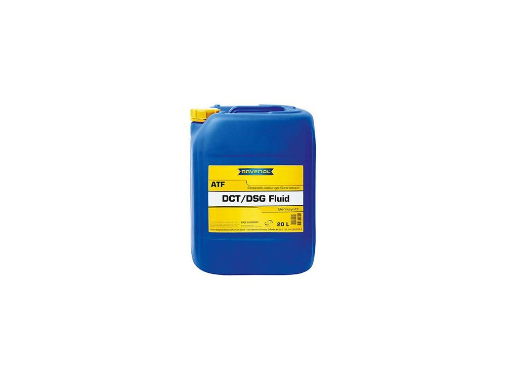 Olej do automatické převodovky RAVENOL RAVENOL ATF DCT/DSG Getriebe Fluid 1212106-020-01-999