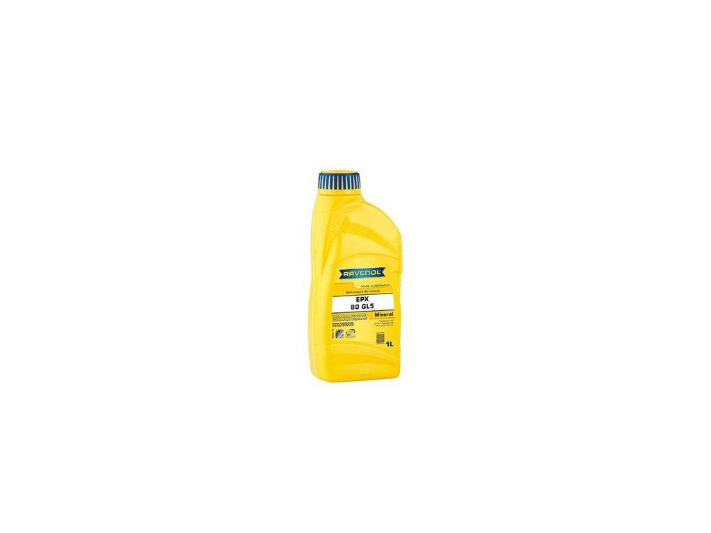 Olej do prevodovky RAVENOL RAVENOL Getriebe�l EPX SAE 80 1223201-001-01-999