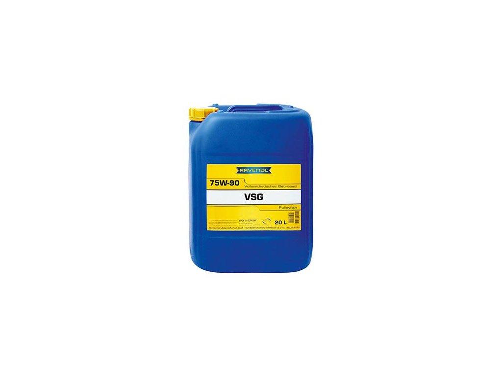 Olej do prevodovky RAVENOL RAVENOL VSG SAE 75W-90 1221101-020-01-999