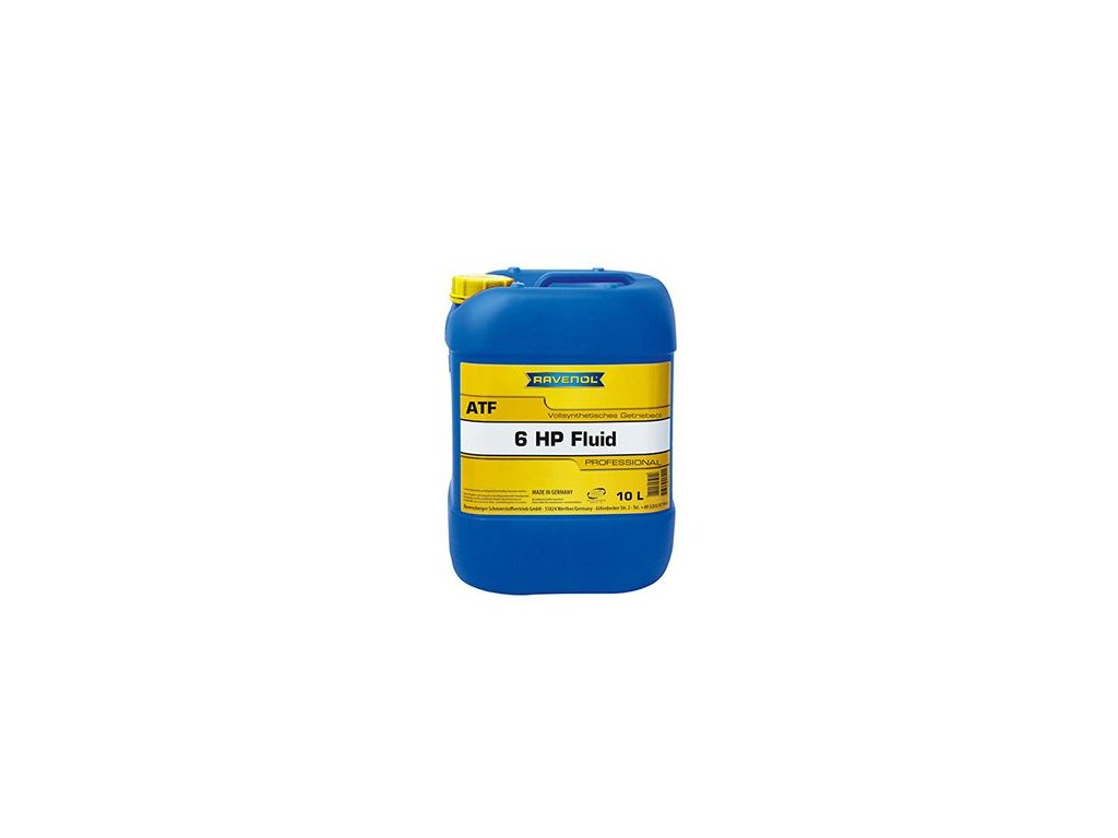 Olej do automatické převodovky RAVENOL RAVENOL ATF 6HP Fluid 1211112-010-01-999