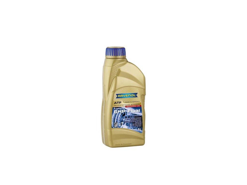 Olej do automatické převodovky RAVENOL RAVENOL ATF 6HP Fluid 1211112-001-01-999