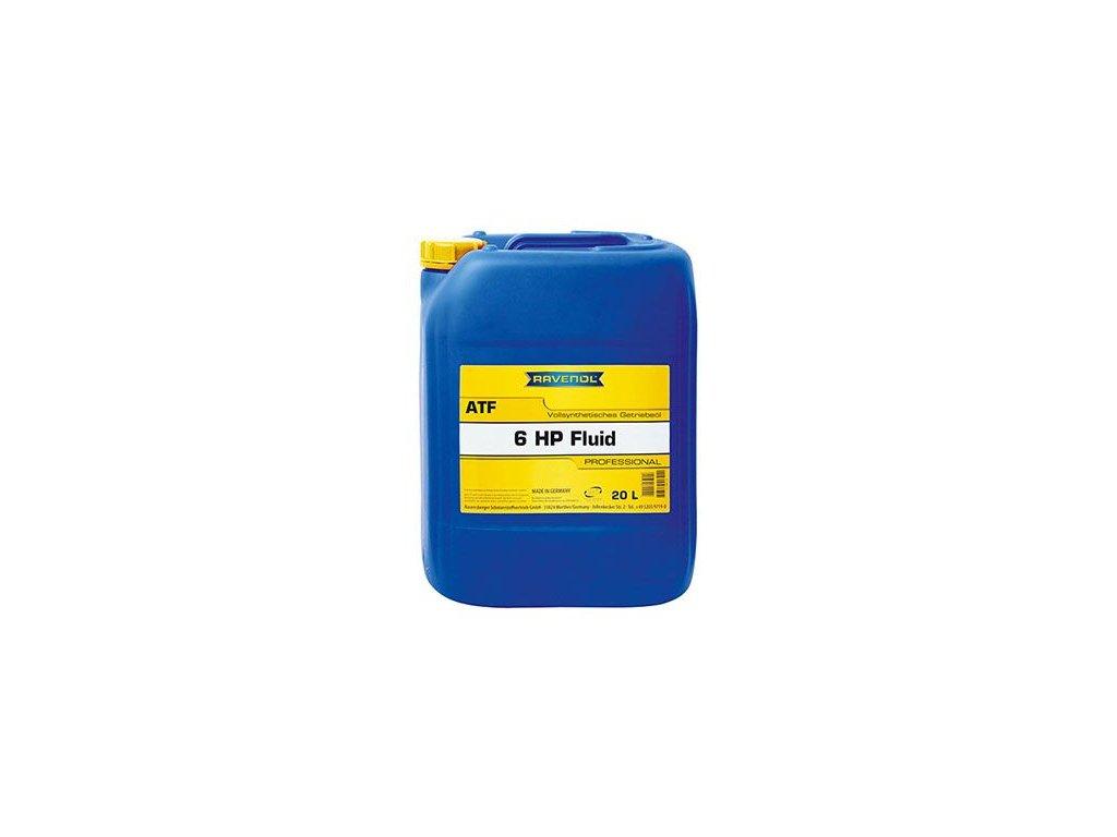 Olej do automatické převodovky RAVENOL RAVENOL ATF 6HP Fluid 1211112-020-01-999