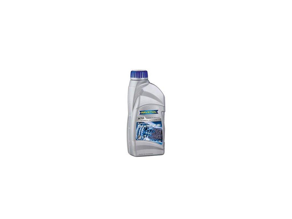Olej do automatické převodovky RAVENOL RAVENOL ATF Dexron F III 1213104-001-01-999