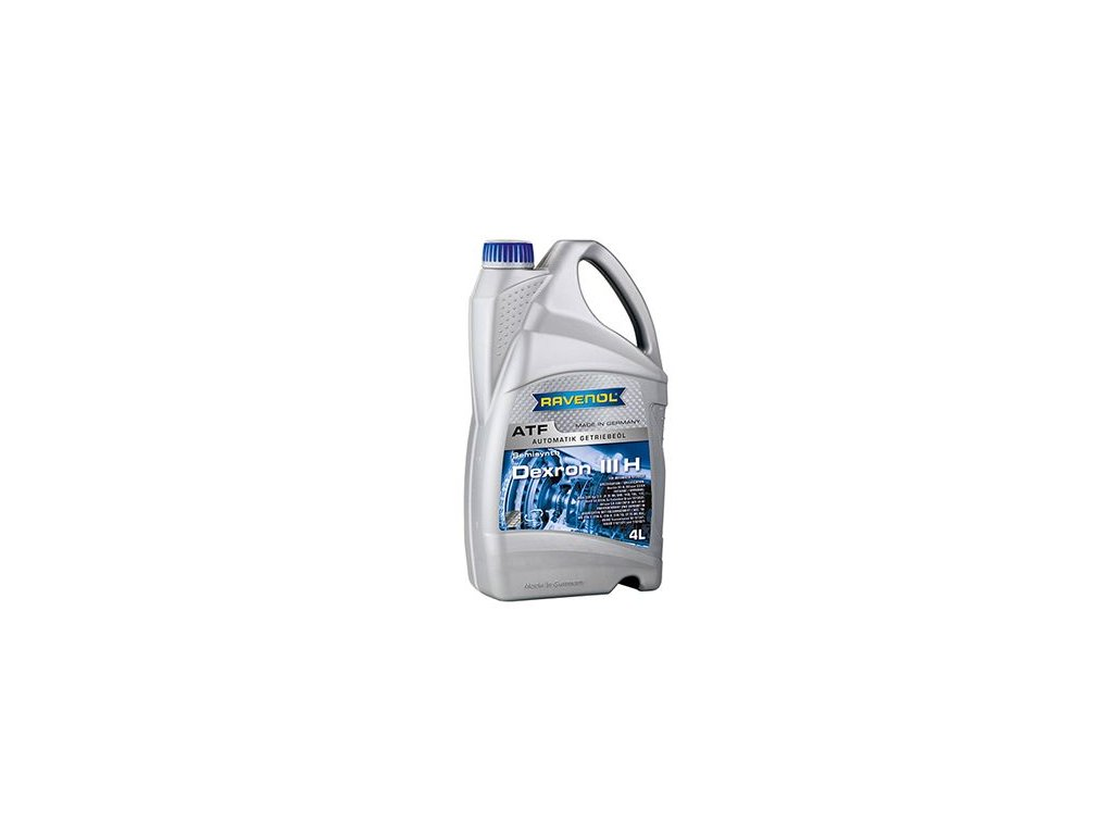 Olej do automatické převodovky RAVENOL RAVENOL ATF Dexron III H 1212100-004-01-999