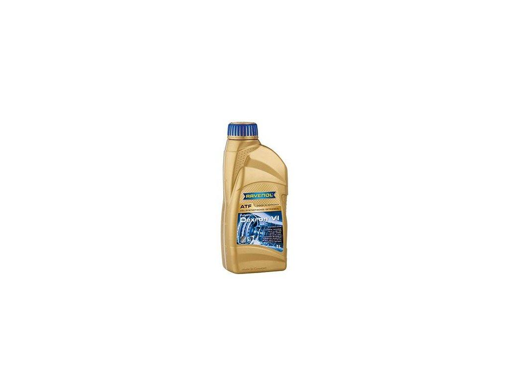 Olej do automatické převodovky RAVENOL RAVENOL ATF Dexron VI 1211105-001-01-999