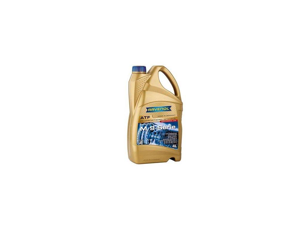 Olej do automatické převodovky RAVENOL RAVENOL ATF M 9-Serie 1211108-004-01-999