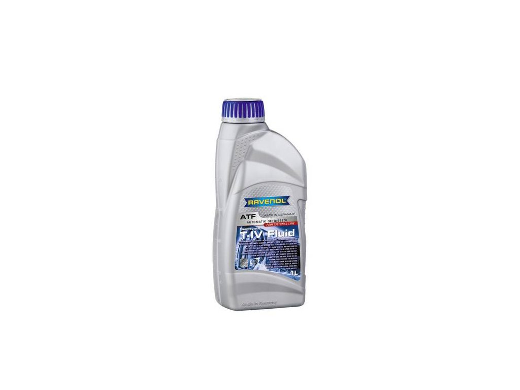 Olej do automatické převodovky RAVENOL RAVENOL ATF T-IV Fluid 1212102-001-01-999