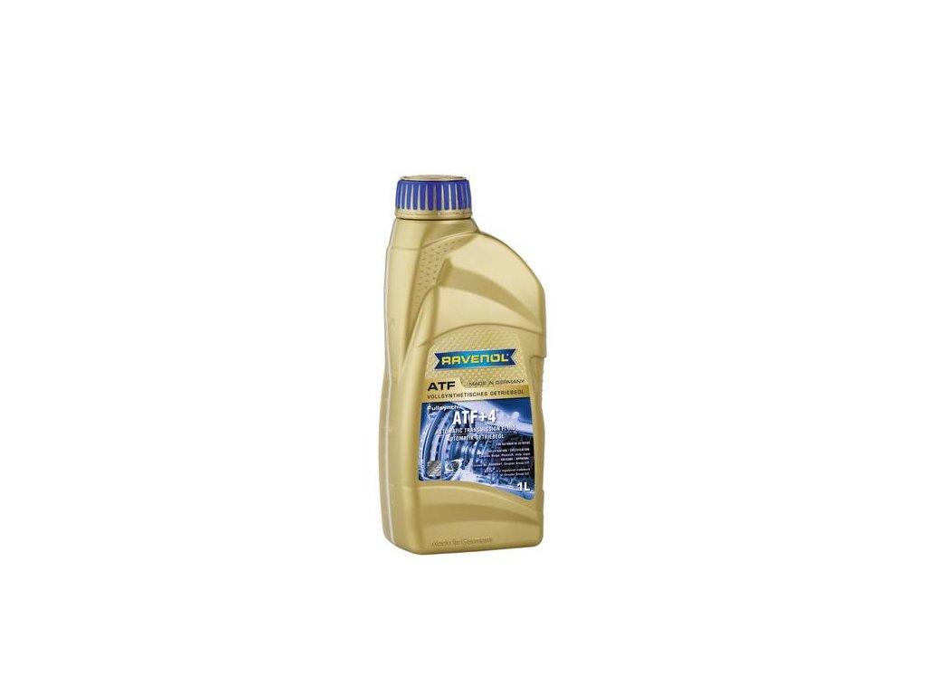 Olej do automatické převodovky RAVENOL RAVENOL ATF+4� Fluid 1211100-001-01-999