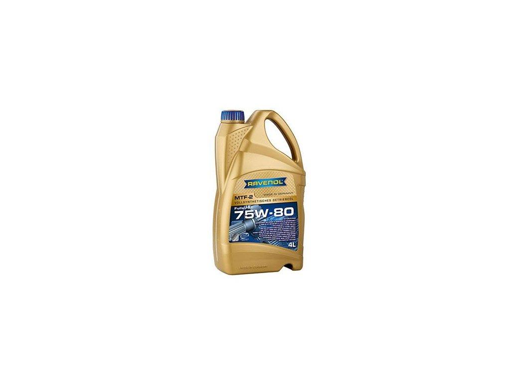 Olej do prevodovky RAVENOL RAVENOL MTF-2 SAE 75W-80 1221103-004-01-999