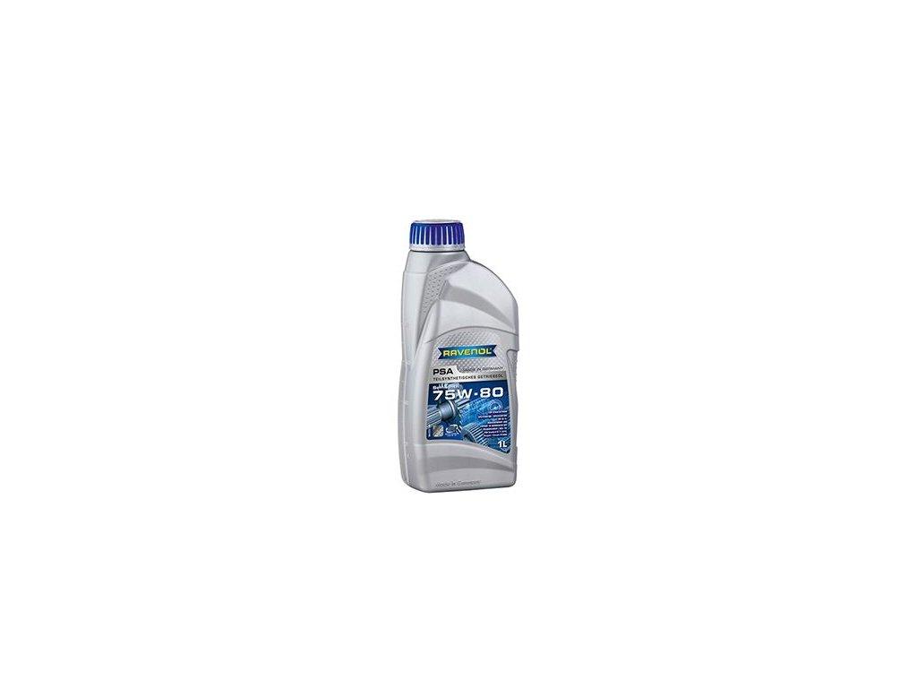 Olej do prevodovky RAVENOL RAVENOL PSA SAE 75W-80 1222100-001-01-999