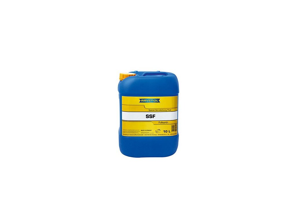 Hydraulický olej RAVENOL RAVENOL SSF Special Servolenkung Fluid 1181100-010-01-999