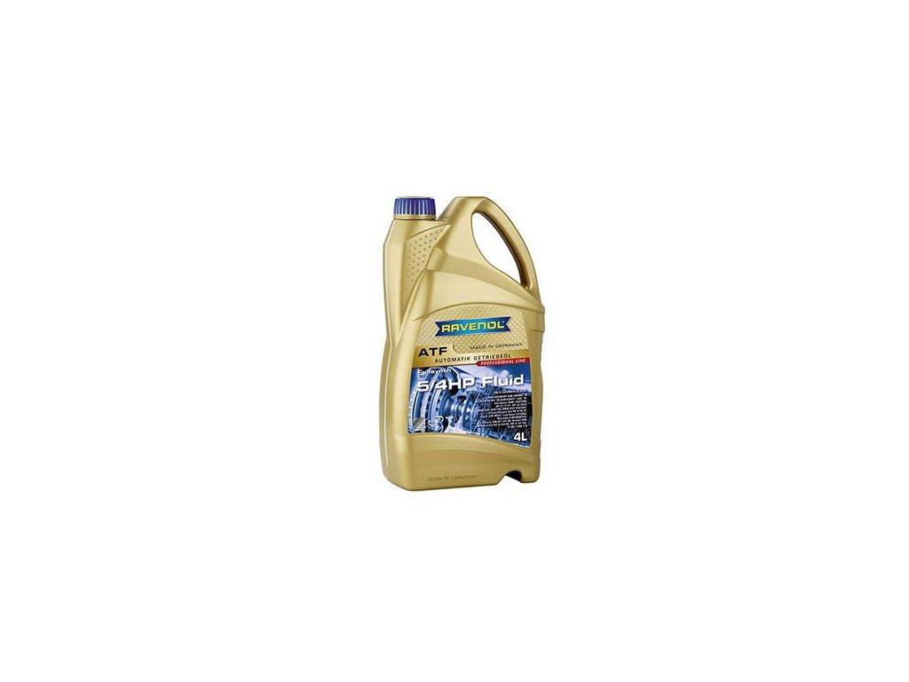 Olej do automatické převodovky RAVENOL RAVENOL ATF 5/4 HP Fluid 1212104-004-01-999