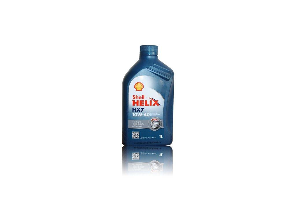 Shell Helix HX7 10W-40, 1l