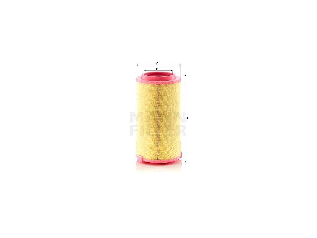 Vzduchový filtr MANN-FILTER C 27 038/1