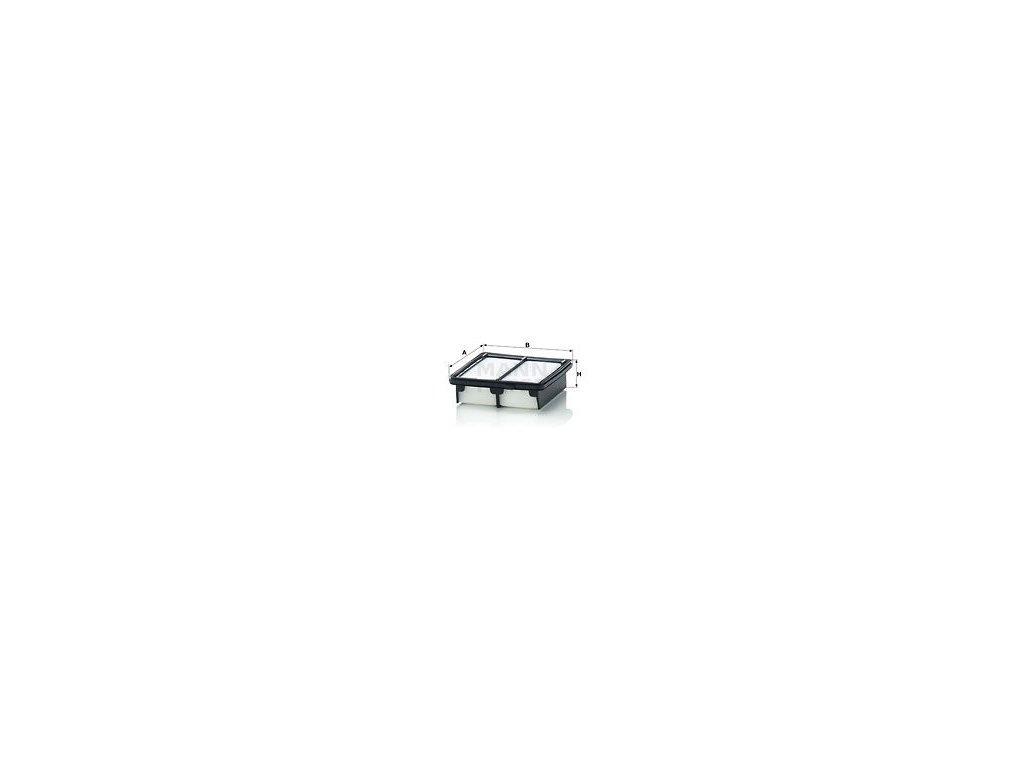 Vzduchový filtr MANN-FILTER C 17 016