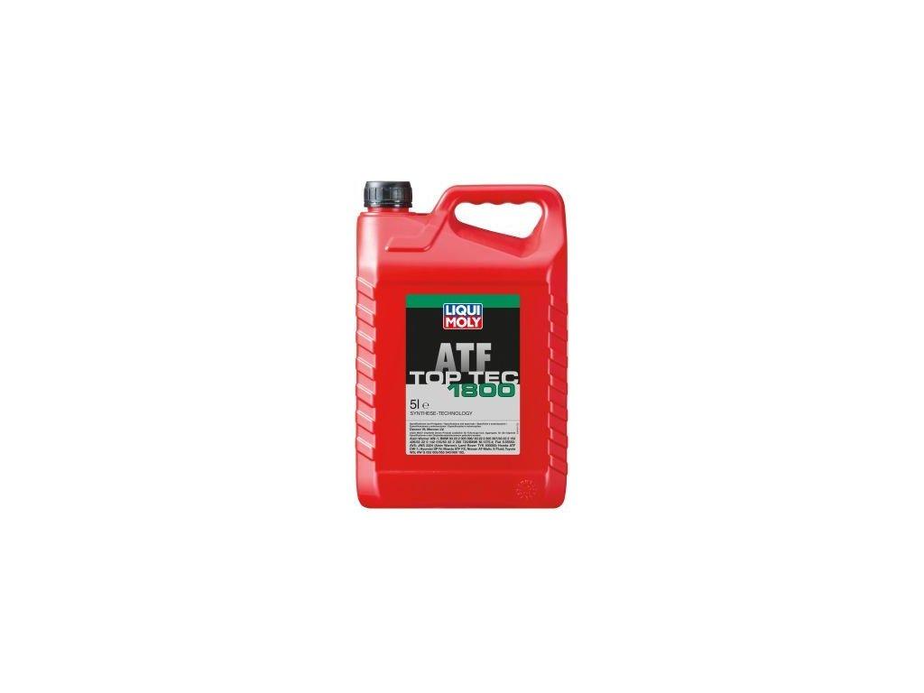 Olej do automatické převodovky LIQUI MOLY Top Tec ATF 1800 20662