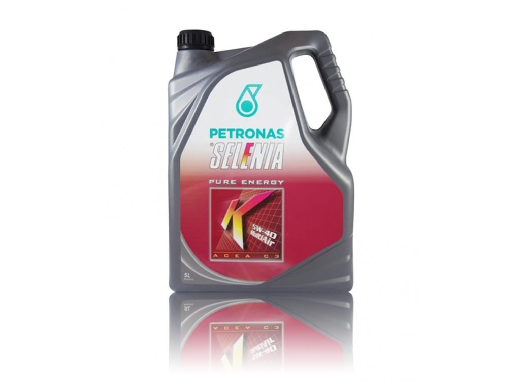 Selénia K Pure Energy 5W-40, 5l