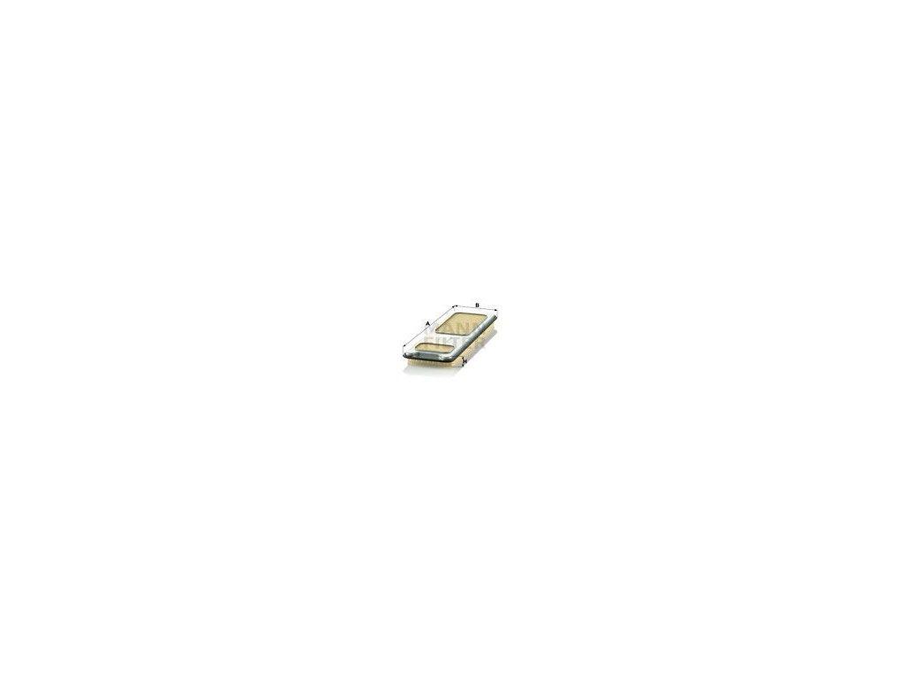 Vzduchový filtr MANN-FILTER C 4373