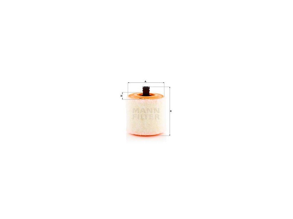 Vzduchový filtr MANN-FILTER C 16 012