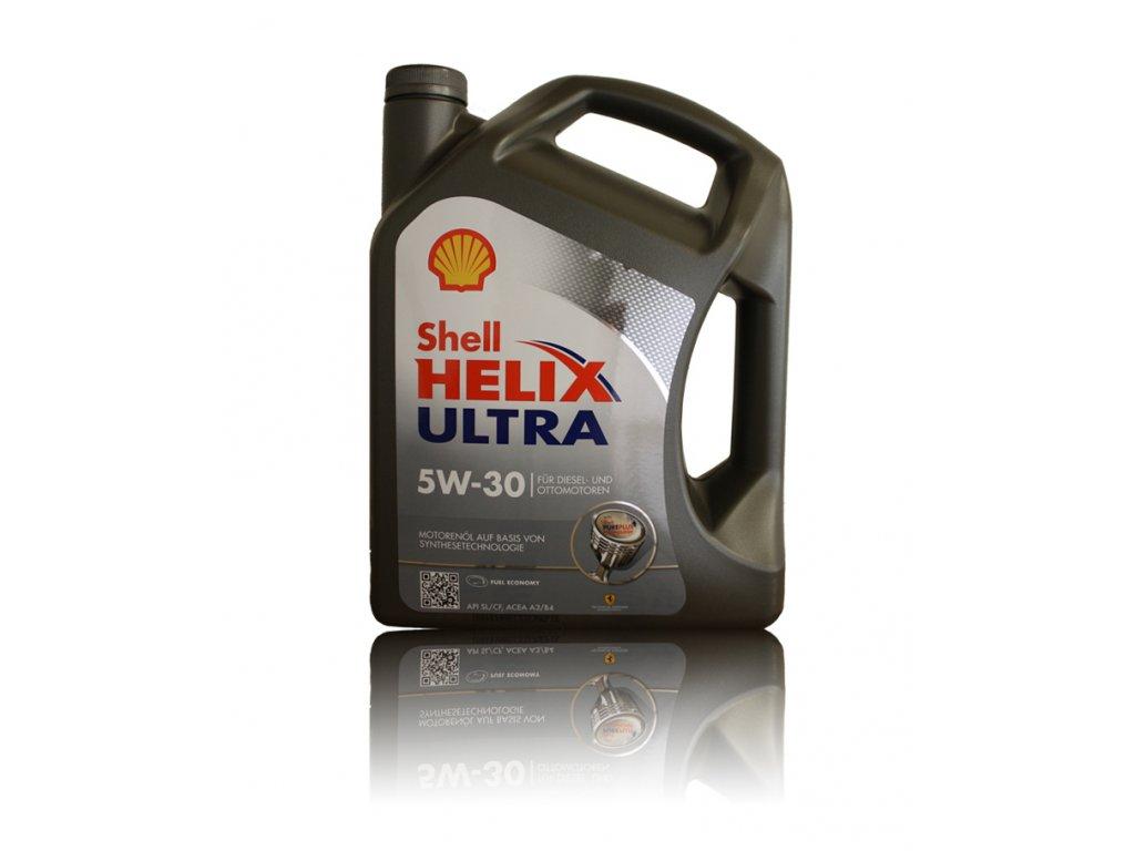 Shell Helix Ultra 5W-30, 5l