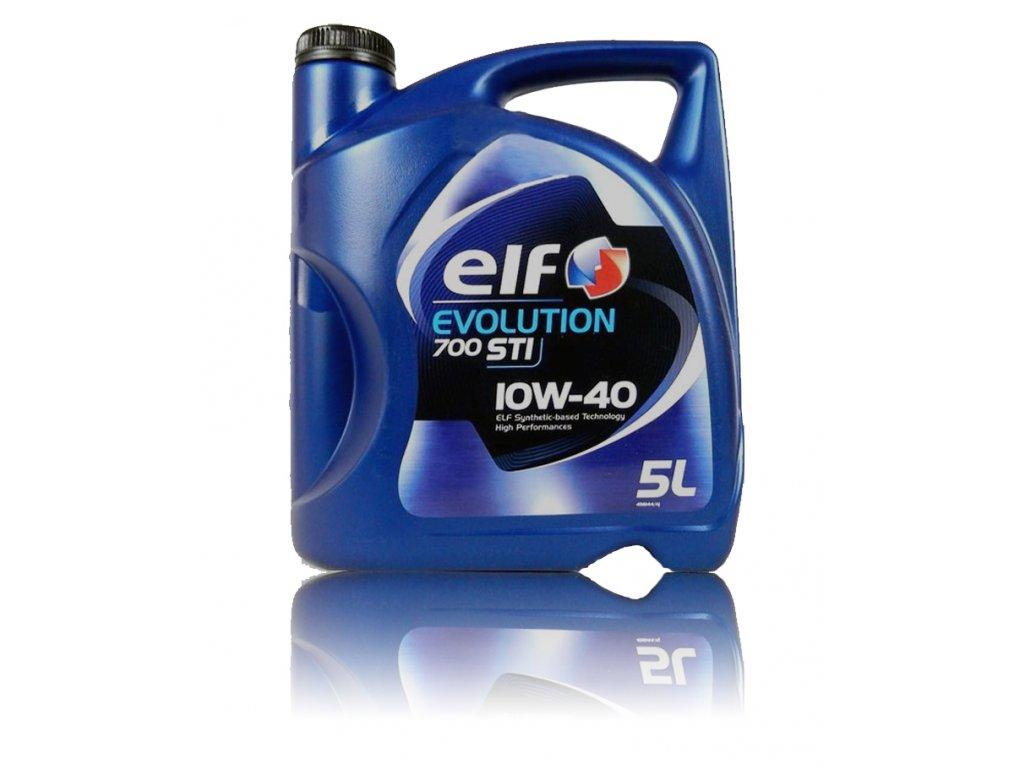 ELF Evolution 700 STI 10W-40, 5l