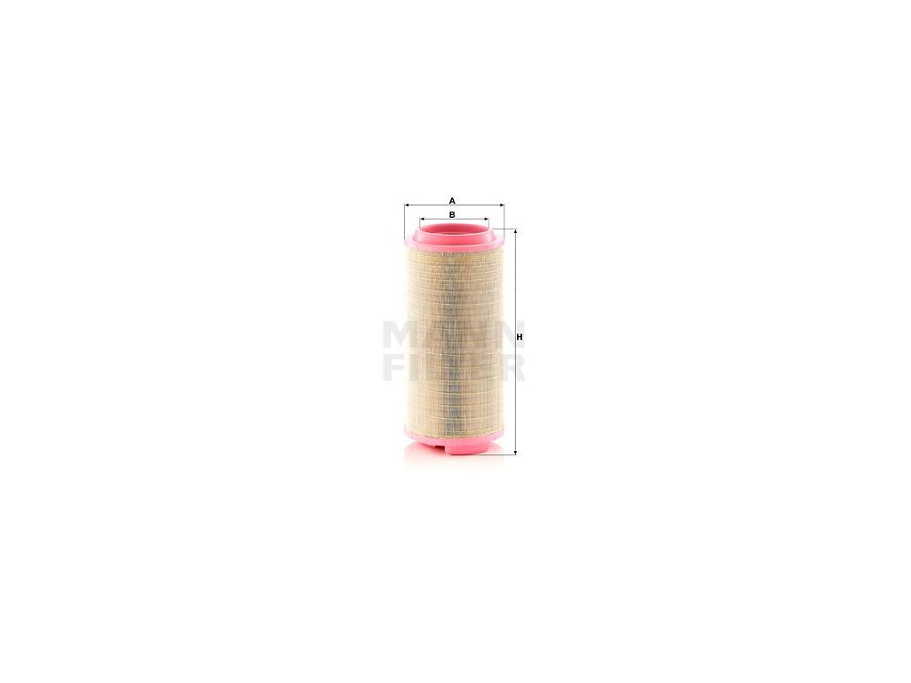 Vzduchový filtr MANN-FILTER C 25 024