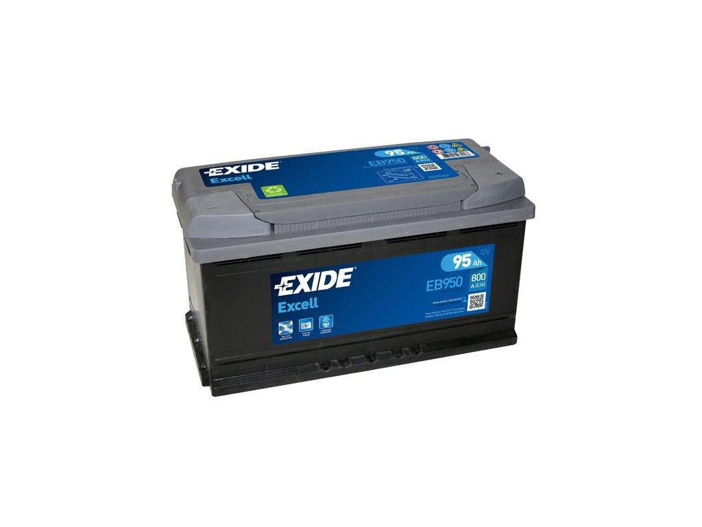 Startovací baterie EXIDE EXCELL ** EB950