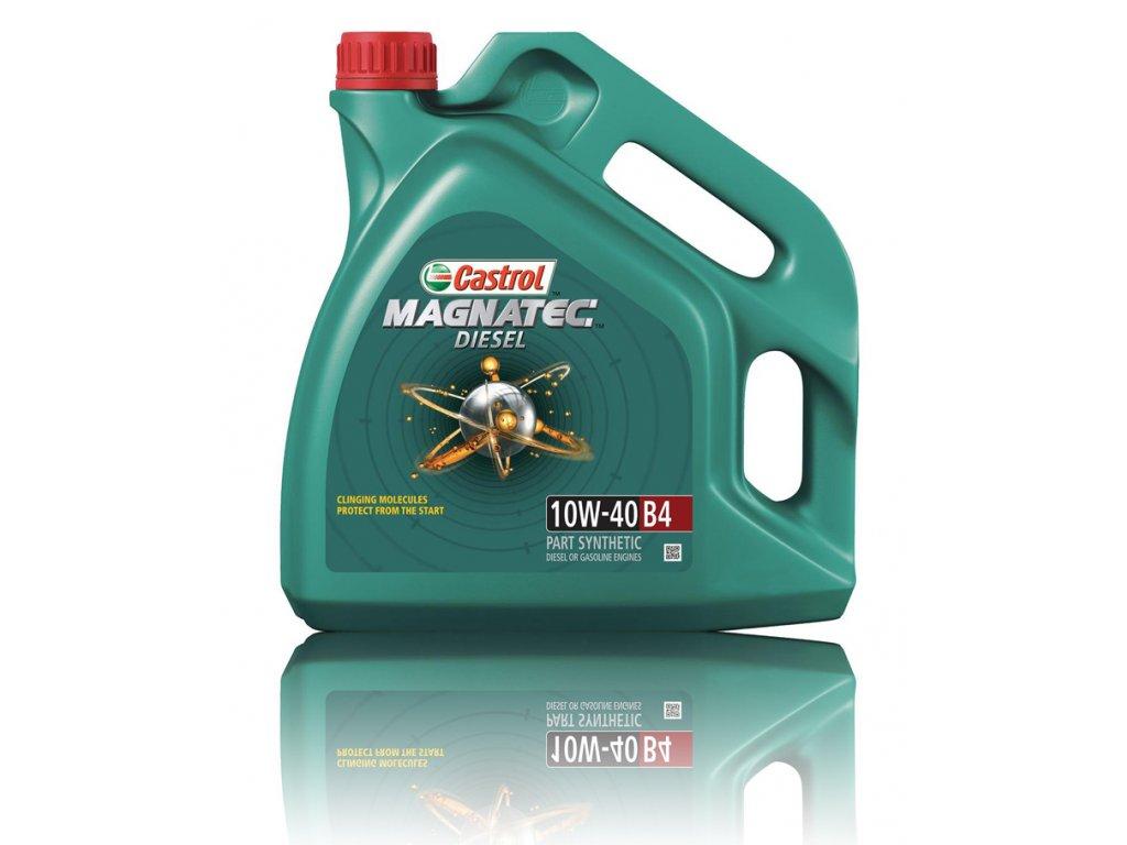 Castrol Magnatec Diesel 10W-40 B4, 5l