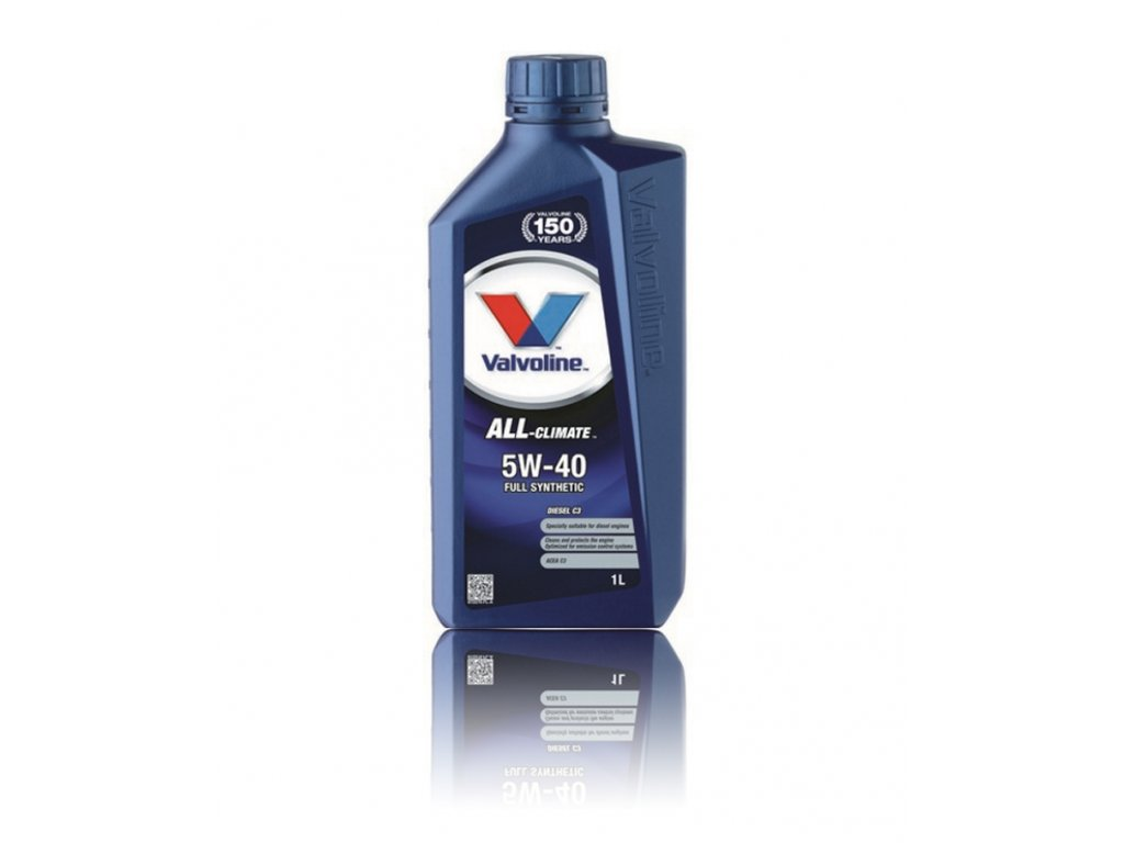 Valvoline All Climate Diesel C3 5W-40, 1l