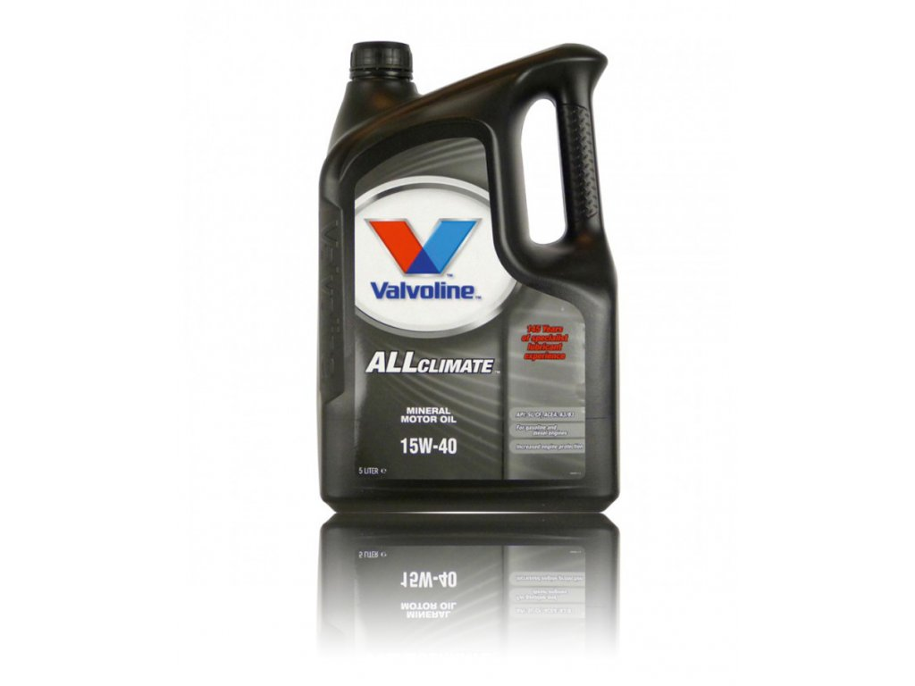 Valvoline All Climate 15W-40, 4l