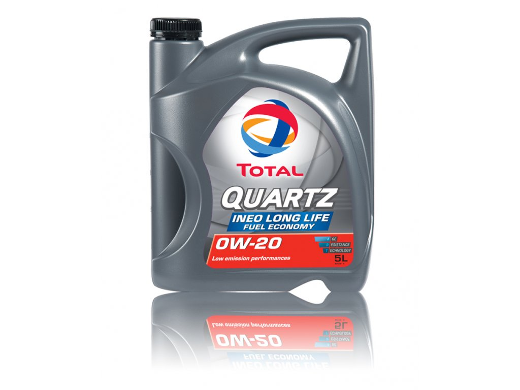 Total Quartz INEO LongLife 0W-20 5 l