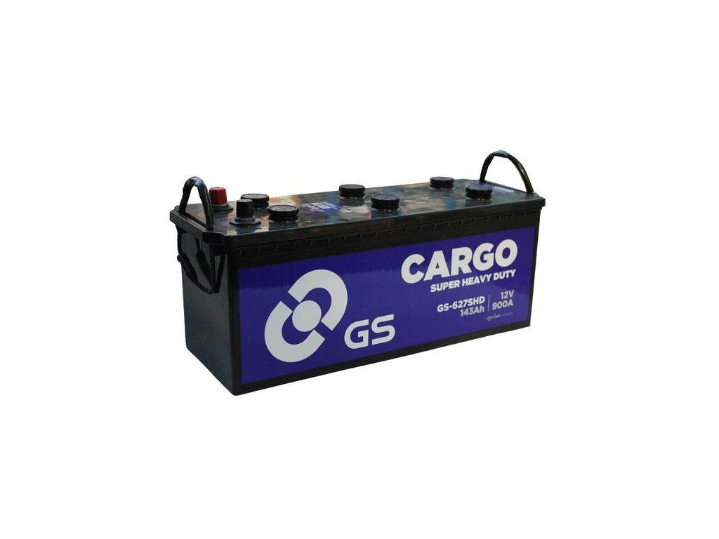 Startovací baterie GS GS Cargo Super Heavy Duty Battery GS-627SHD