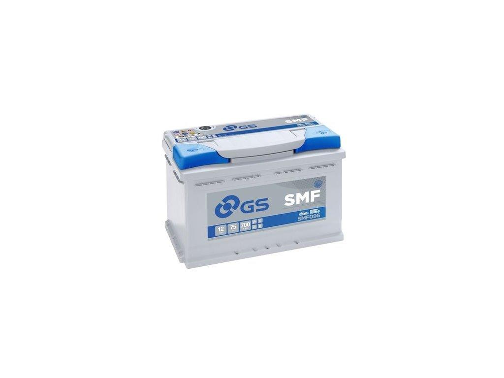 Startovací baterie GS GS SMF Battery SMF096