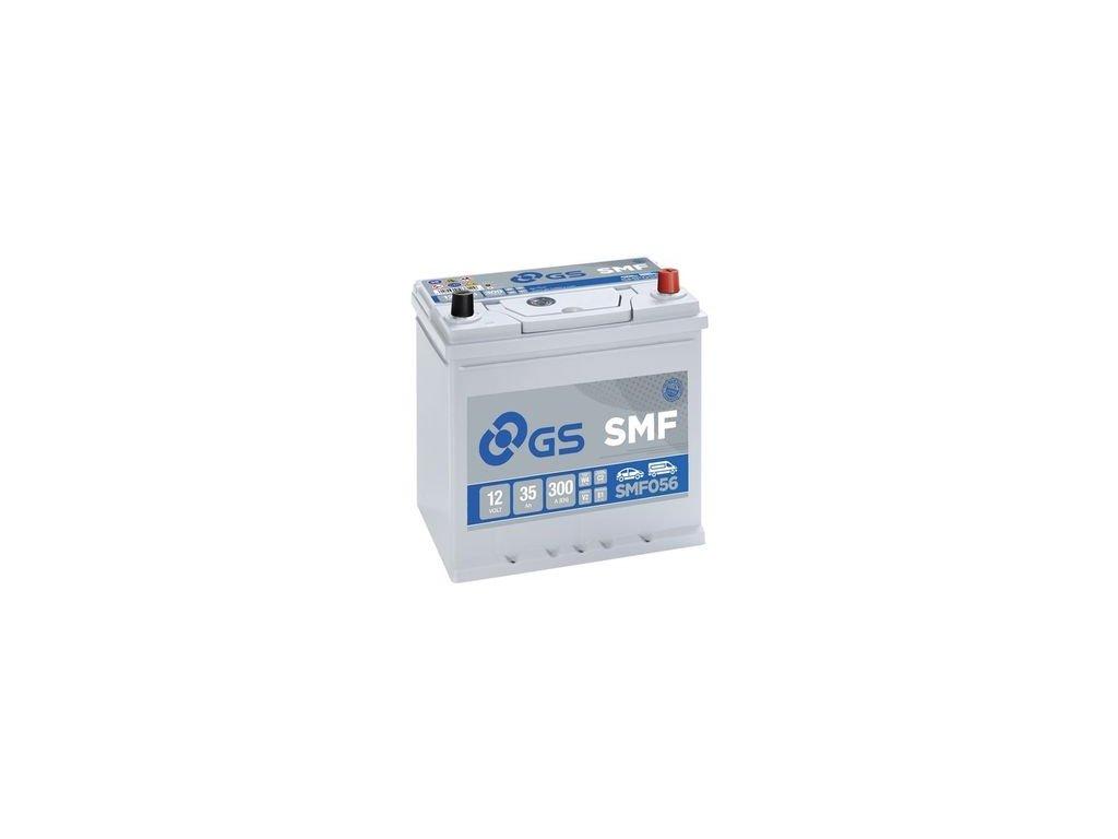 Startovací baterie GS GS SMF Battery SMF056