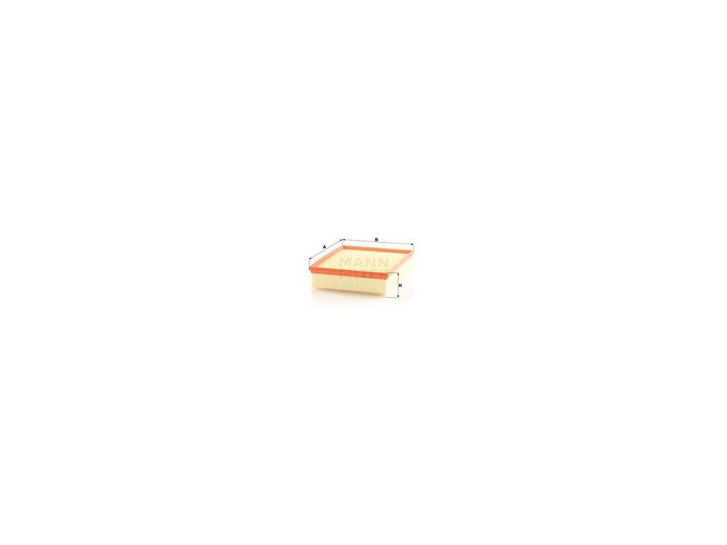 Vzduchový filtr MANN-FILTER C 29 034