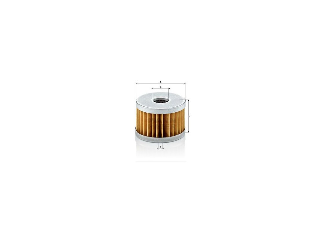 Vzduchový filtr MANN-FILTER C 64/1
