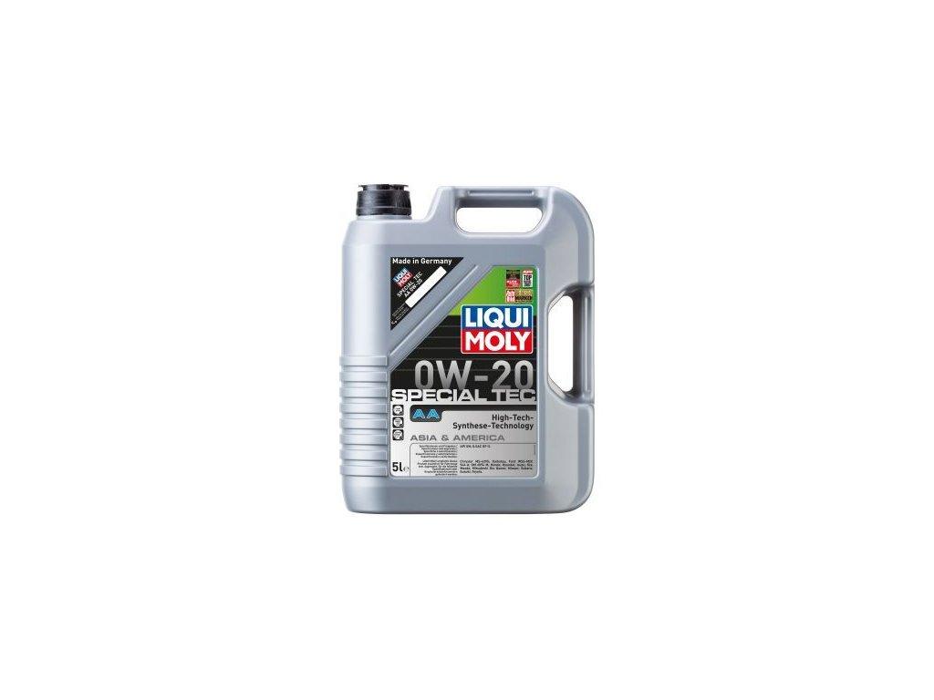 Motorový olej LIQUI MOLY Special Tec AA 0W-20 6739