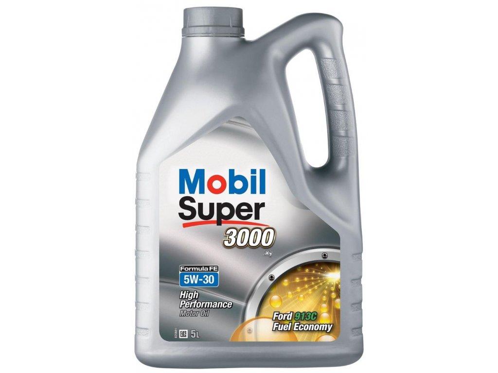 Mobil Super 3000 X1 Formula FE 5W-30 5L