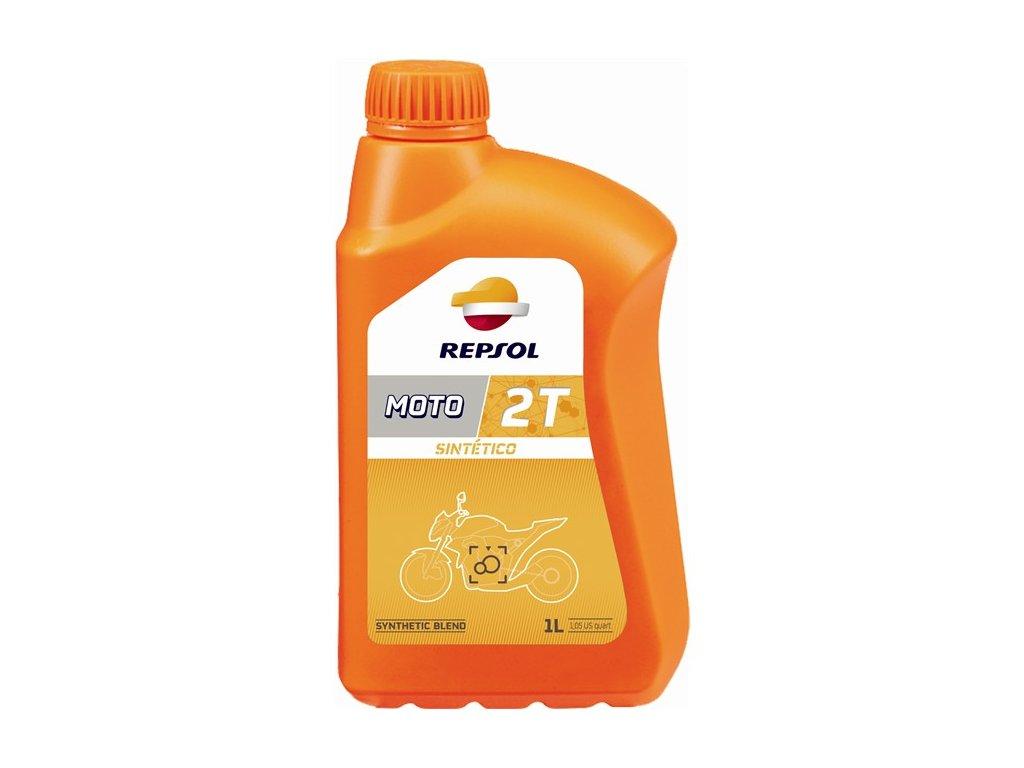 Repsol Moto Sintetico 2T 1 l