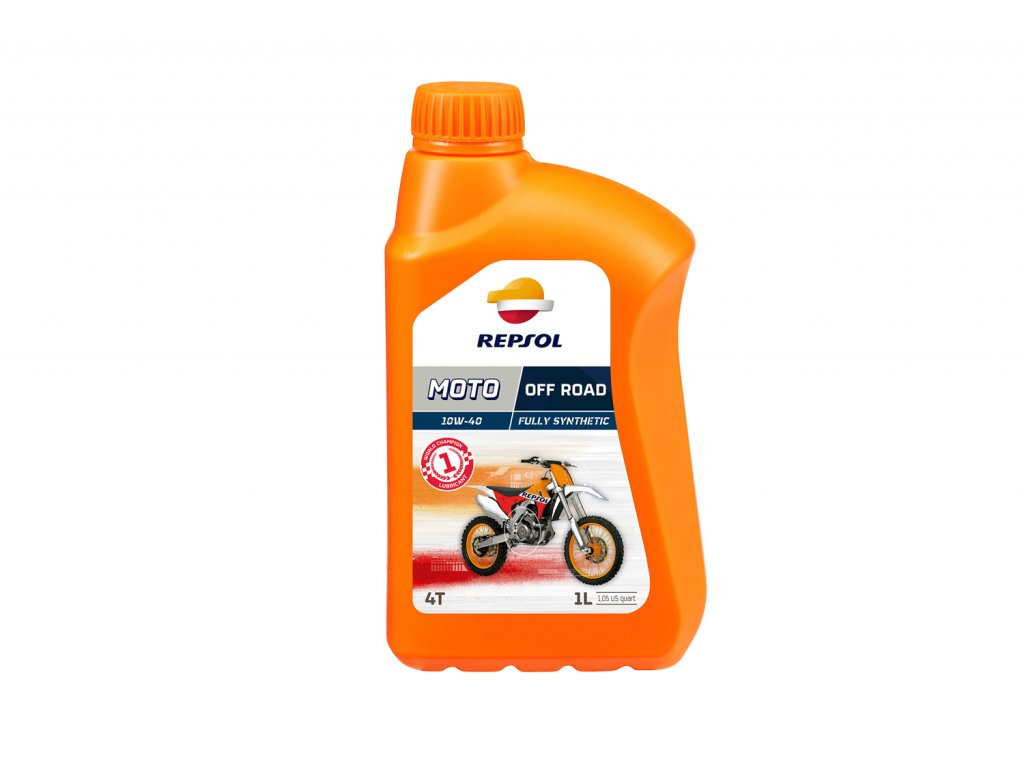 Repsol Off road 4T 10W-40 1L