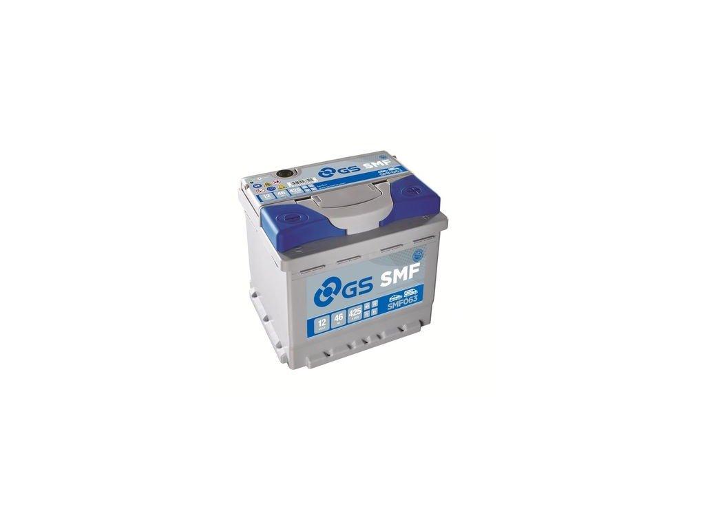 Startovací baterie GS GS SMF Battery SMF063