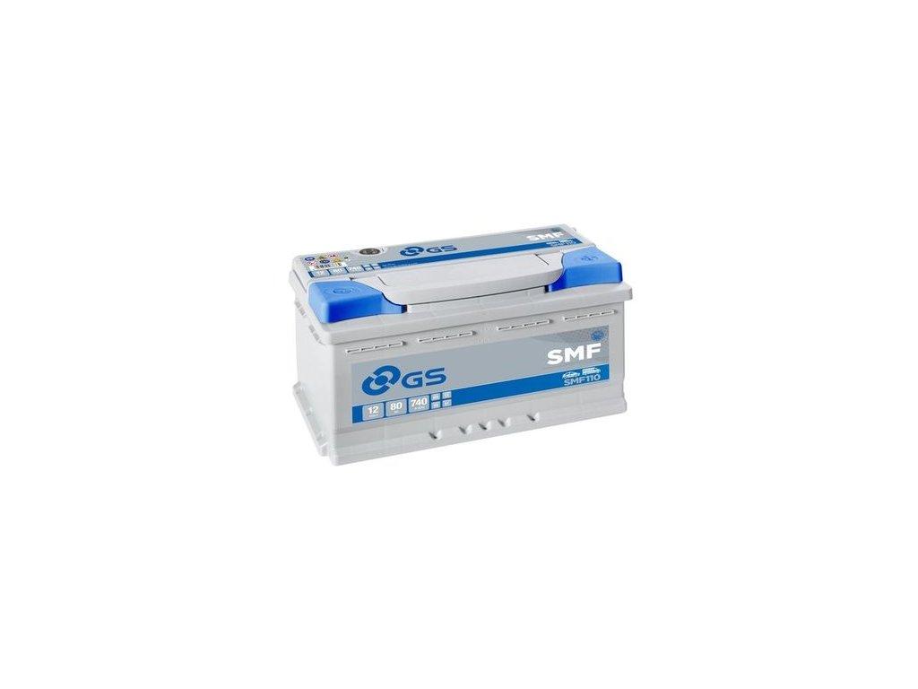 Startovací baterie GS GS SMF Battery SMF110