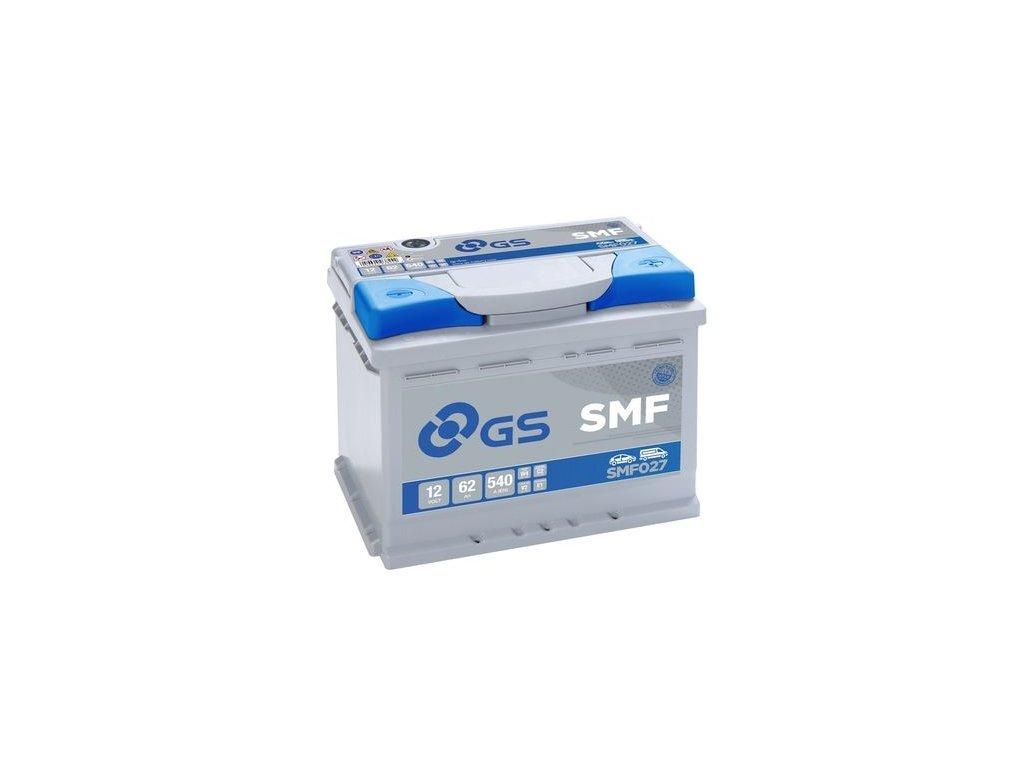 Startovací baterie GS GS SMF Battery SMF027