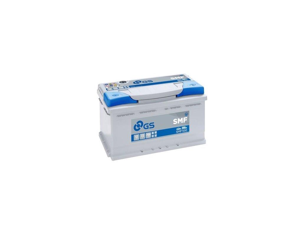 Startovací baterie GS GS SMF Battery SMF100